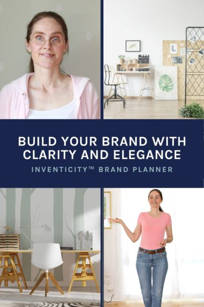 Inventicity™ Branding Planner new